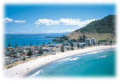 Travel to the Bay of Plenty in New Zealand for a great accommodation